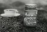 Still frame from: Maxwell House: Instant Maxwell House Coffee, 1950s (dmbb40809)