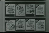 Still frame from: Post: Post Cereals Compact Boxes, 1950s (dmbb43506)