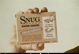 Still frame from: Mentholatum: Snug Denture Cushions, 1970s (dmbb44444)