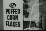 Still frame from: Post: Puffed Corn Flakes Cereal, 1960s-1970s (dmbb45028)