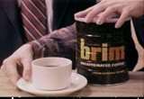 Still frame from: General Foods: Brim Decaffeinated Coffee, 1977 (dmbb46716)