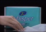 Still frame from: P&G: Whisper Maxi Pads, 1980s (dmbbvt00413)