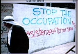 Still frame from: Democracy Now! Friday, May 17, 2002