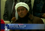 Still frame from: Democracy Now! Friday, December  6, 2002