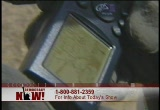 Still frame from: Democracy Now! Tuesday, February 17, 2004
