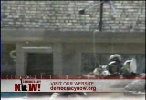 Still frame from: Democracy Now! Tuesday, June  8, 2004