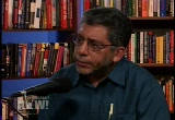 Still frame from: Democracy Now! Thursday, June 10, 2004