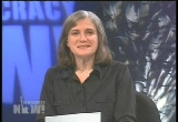 Still frame from: Democracy Now! Thursday, July 29, 2004