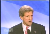 Still frame from: Democracy Now! Friday, July 30, 2004