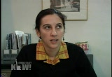 Still frame from: Democracy Now! Wednesday, September 15, 2004