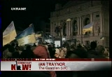Still frame from: Democracy Now! Monday, November 29, 2004