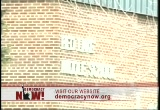 Still frame from: Democracy Now! Thursday, March 24, 2005