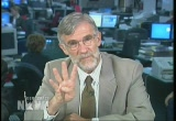 Still frame from: Democracy Now! Wednesday, June 15, 2005
