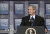 Still frame from: Democracy Now! Tuesday, March 21, 2006