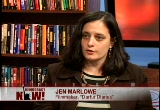 Still frame from: Democracy Now! Monday, November 13, 2006