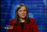 Still frame from: Democracy Now! Tuesday, February 20, 2007