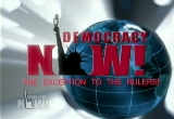 Still frame from: Democracy Now! Thursday, May 31, 2007