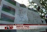 Still frame from: Democracy Now! Tuesday, July 10, 2007