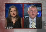 Still frame from: Democracy Now! Thursday, July 12, 2007