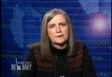 Still frame from: Democracy Now! Monday, November  5, 2007