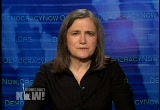Still frame from: Democracy Now! Tuesday, May 27, 2008