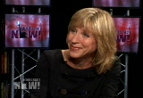 Still frame from: Democracy Now! Friday, November  7, 2008