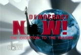 Still frame from: Democracy Now! Friday, May  1, 2009