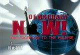 Still frame from: Democracy Now! Friday, May  8, 2009