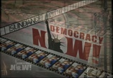 Still frame from: Democracy Now! Friday, January 29, 2010