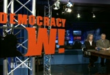 Still frame from: Democracy Now! Thursday, March  4, 2010