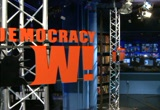 Still frame from: Democracy Now! Tuesday, April  6, 2010
