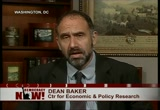 Still frame from: Democracy Now! Monday, July 19, 2010