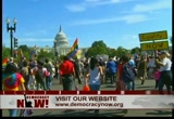 Still frame from: Democracy Now! Thursday, August  5, 2010