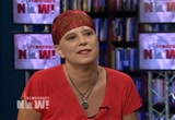 Still frame from: Democracy Now! Thursday, August 26, 2010