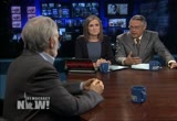 Still frame from: Democracy Now! Wednesday, October 13, 2010