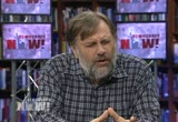 Still frame from: Democracy Now! Monday, October 18, 2010