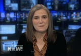 Still frame from: Democracy Now! Wednesday, October 20, 2010