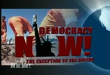 Still frame from: Democracy Now! Tuesday, December 14, 2010