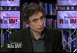 Still frame from: Democracy Now! Friday, December 24, 2010