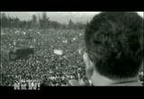 Still frame from: Democracy Now! Friday, January 28, 2011