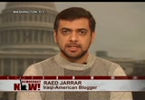 Still frame from: Democracy Now! November 30, 2011