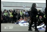 Still frame from: Democracy Now! Monday, October 08, 2012