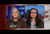 Still frame from: Democracy Now! Thursday, March 13, 2014