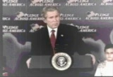 Still frame from: Bush sr and bush juninior work for someone elce...just watch.