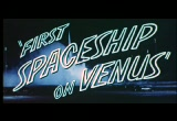 Still frame from: First Spaceship On Venus - trailer