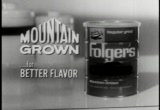 Still frame from: Folgers Coffee Commercial #4