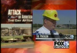Still frame from: FOX5 Sept. 12, 2001 2:31 pm - 3:12 pm
