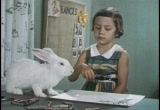 Still frame from: Frances and Her Rabbit