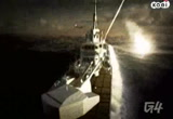 Still frame from: g4tv.com-video10769: Batten down the hatches..here's some destroyer action