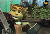 Still frame from: g4tv.com-video18439: Ratchet and Clank Future Demo